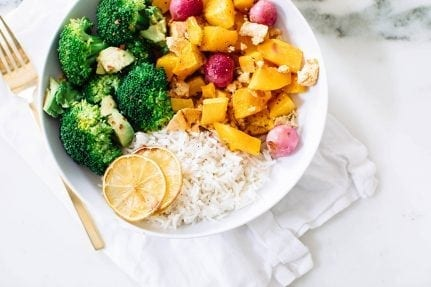 Hearty Vegetable Bowl recipe | Nutrition Stripped