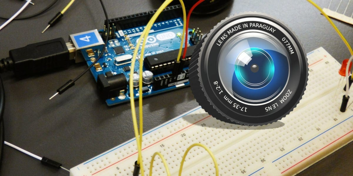 5 Awesome Ways to Use a Camera With Your Arduino | The