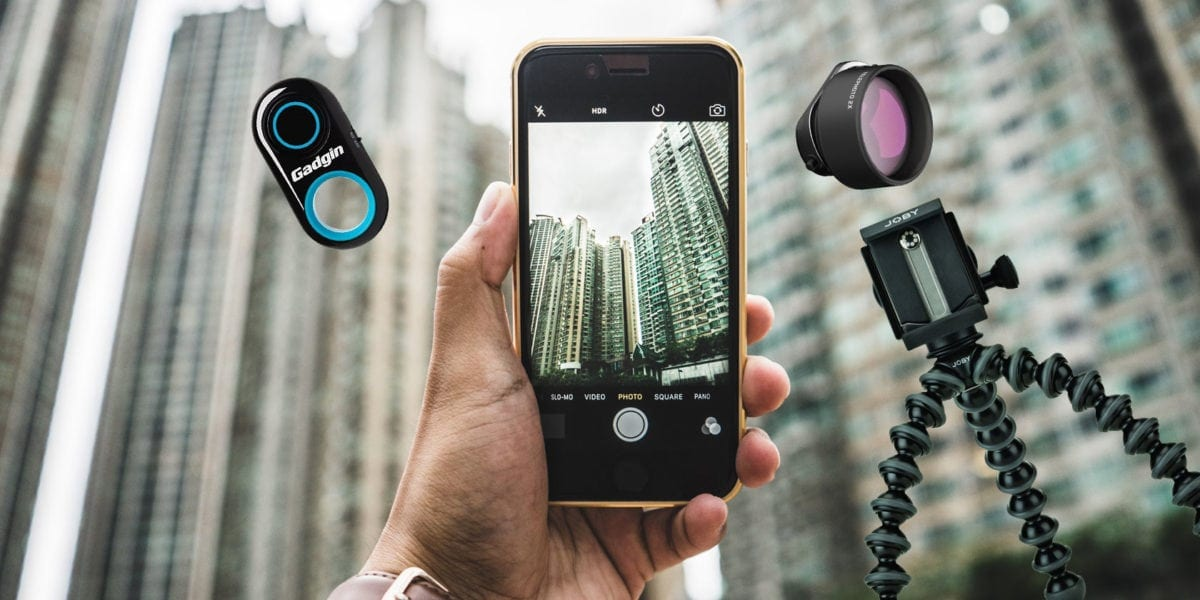 competitive price 62657 7c8f7 7 iPhone Camera Accessories: The Best Lenses, Cases, Remotes, and ...