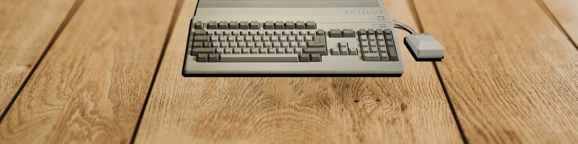 How to Emulate the Commodore Amiga on a Raspberry Pi Using