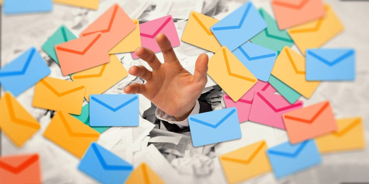 How to Chop Down a 20,000 Email Inbox to Zero in 30 Minutes