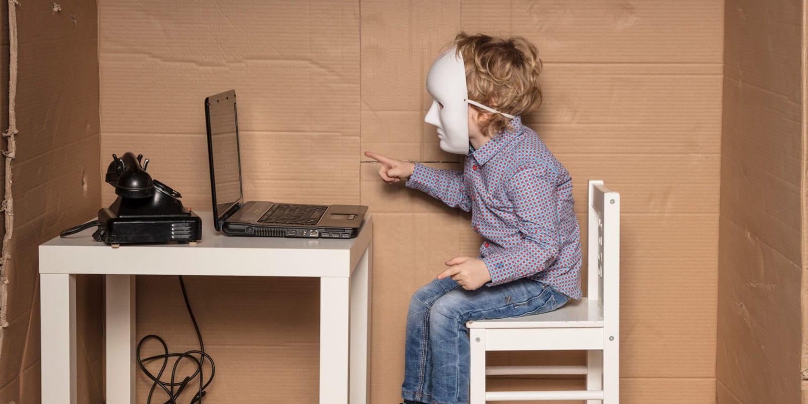 child-hacking