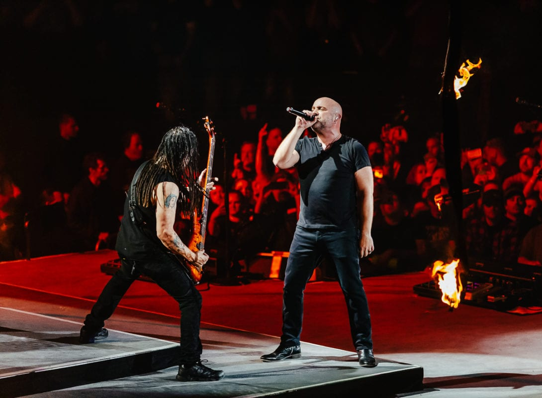 Concert Series: Inspiring Disturbed Evolution Tour