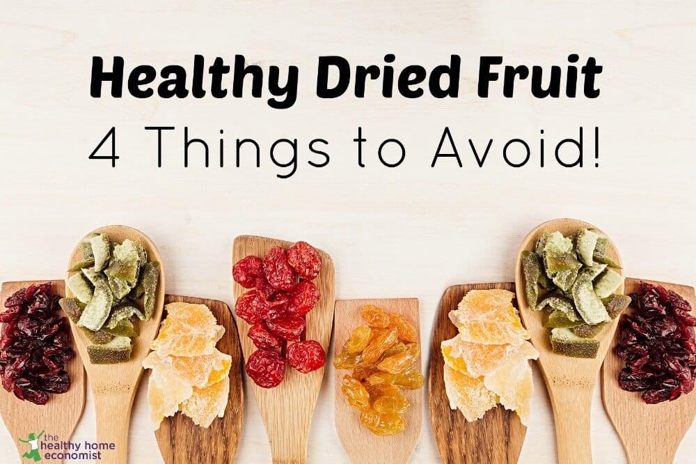 best dried fruit