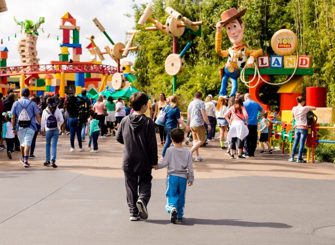 Best Hours To Visit Disney's Hollywood Studios With A Preschooler