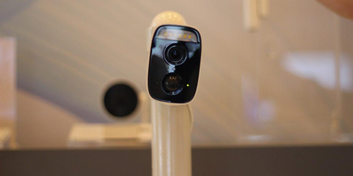 D-Link Cameras Line CES 202