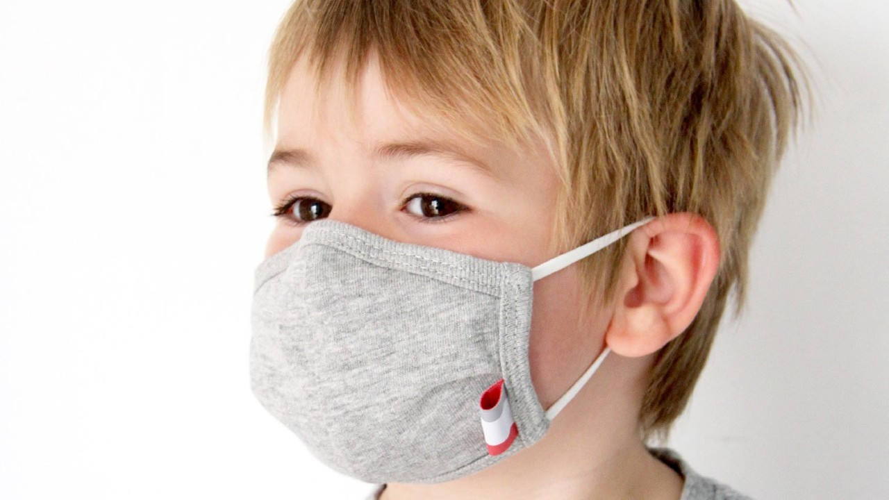 reusable cloth masks for kids