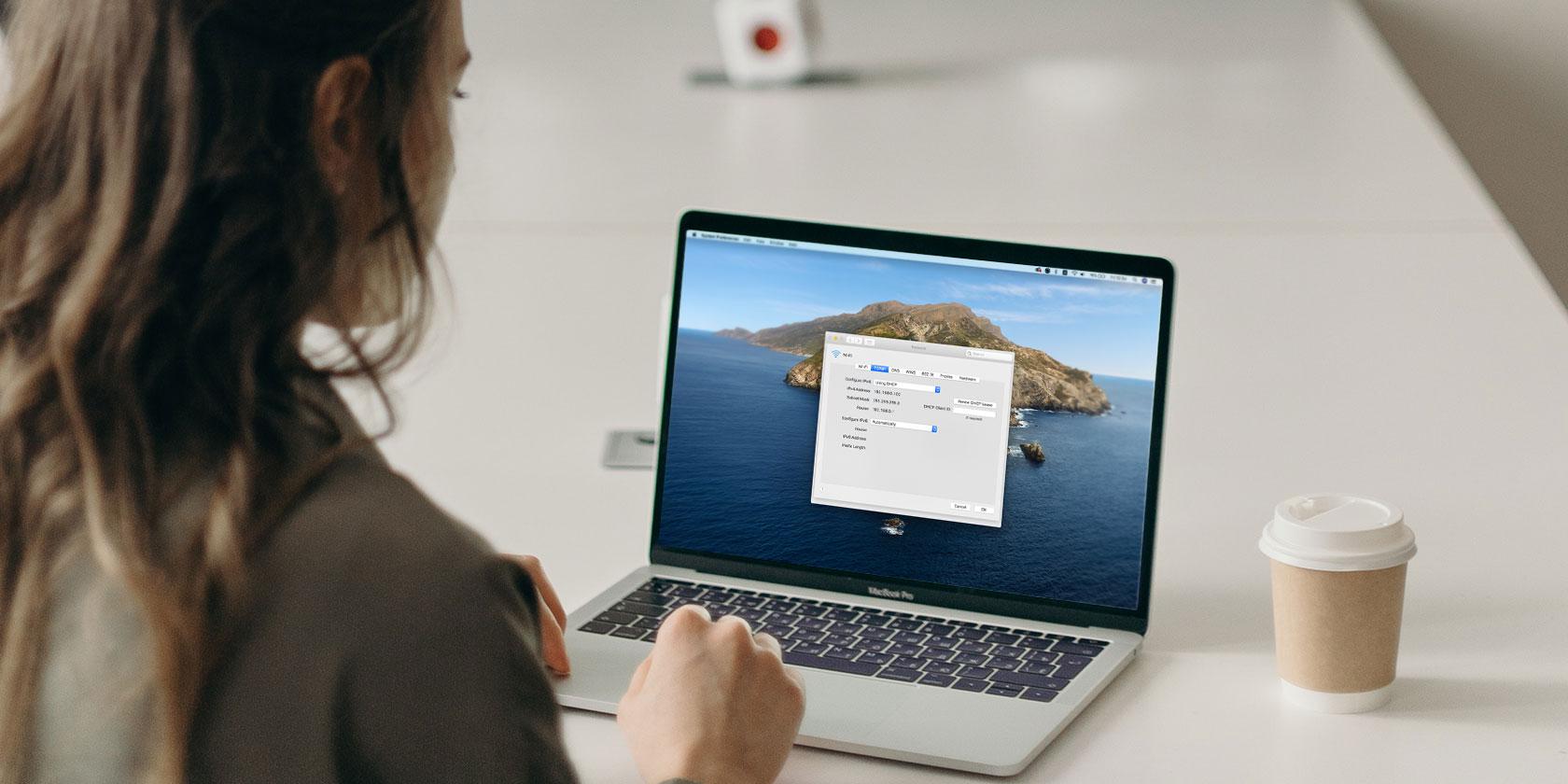 find-change-ip-mac