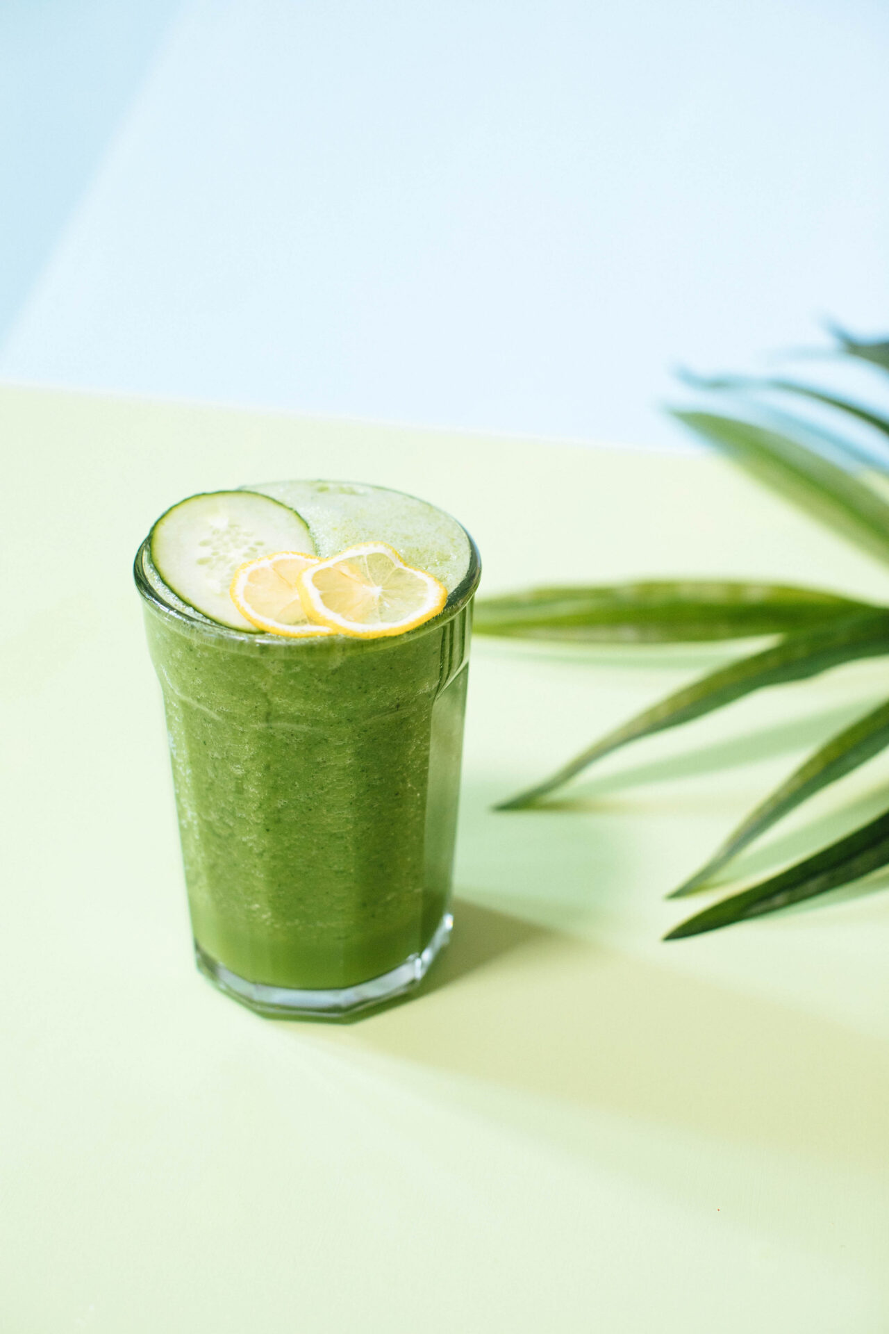 Stripped Green Smoothie | Nutrition Stripped