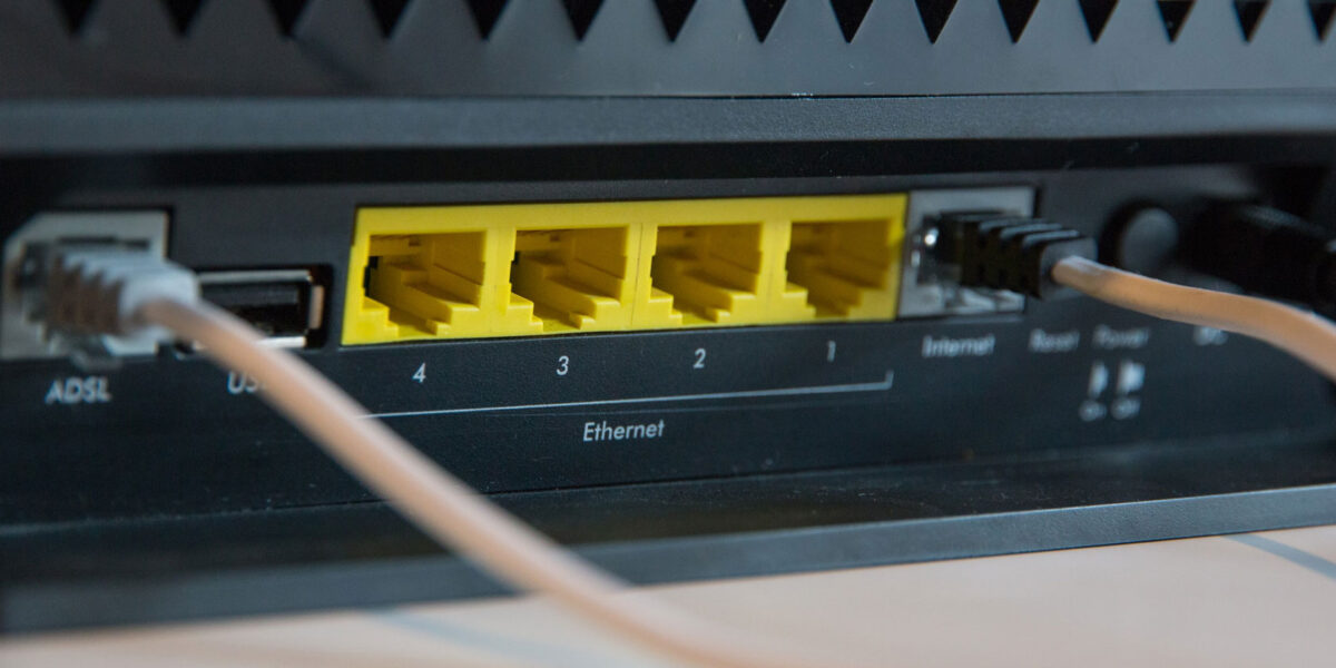 router-ip-address
