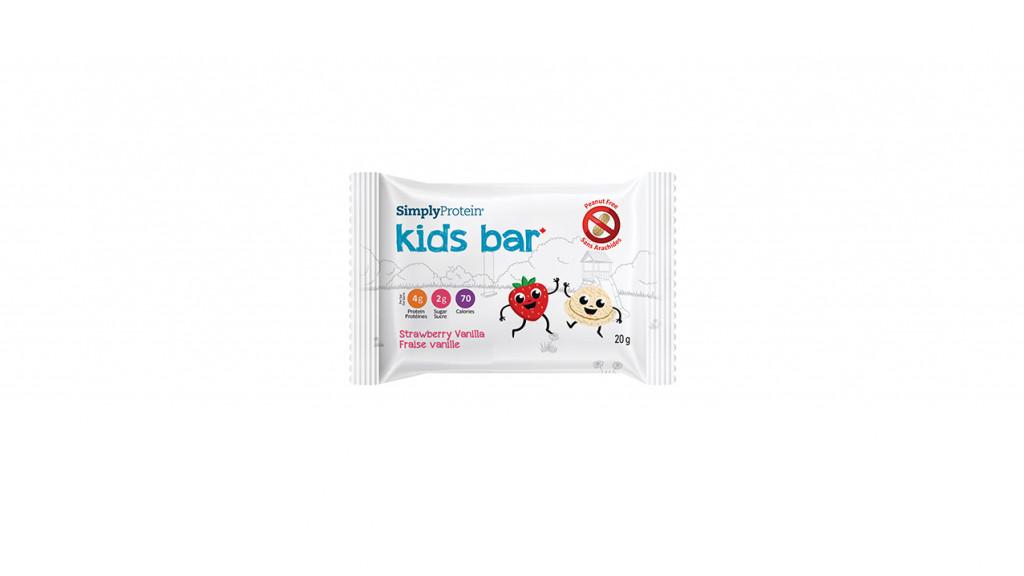 Simplyprotein kids bar