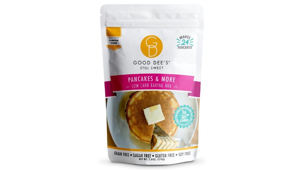 package of pancake mix